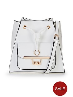 trapeze-metallic-trim-duffle-bag