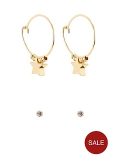 orelia-stud-and-hoop-earring-set