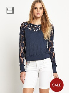 superdry-lace-mix-long-sleeved-top