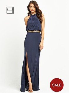 forever-unique-liberty-gold-chain-maxi-dress