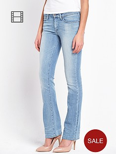 levis-bootcut-five-pocket-jeans