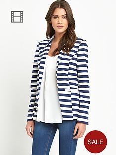 oasis-stripe-ponte-jacket
