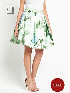 ted-baker-distinguishing-rose-full-skirt