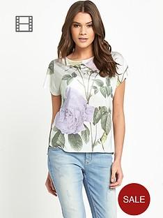 ted-baker-distinguishing-rose-t-shirt