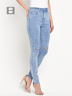 south-slash-knee-high-waisted-tube-jeans