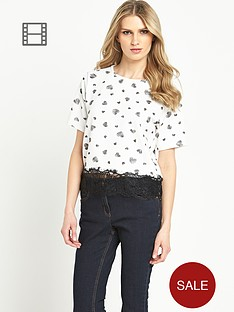 south-lace-hem-printed-top
