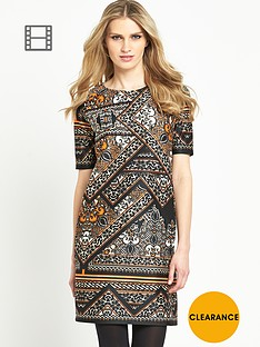 south-scuba-printed-tunic