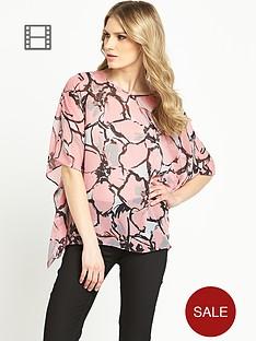 south-floral-print-square-blouse