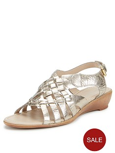 foot-cushion-pamela-lattice-woven-wedge-sandals