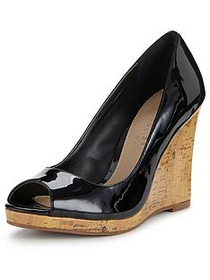 shoe-box-morrison-patent-peep-toe-wedges