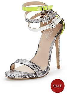 carvela-gaze-snake-print-two-part-sandals