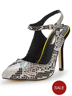 miss-kg-ariel-snake-print-pointed-court-shoes