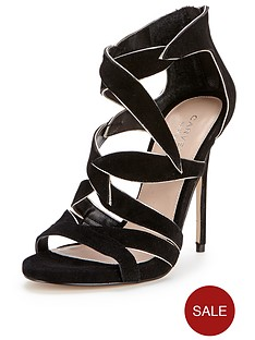 carvela-geneva-caged-sandals