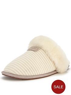 ugg-australia-scuffette-stripe-slippers