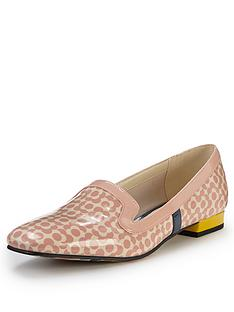 clarks-orla-kiely-bella-low-heel-loafers