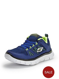 skechers-boys-lace-up-mesh-trainers