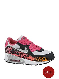 nike-air-max-90-print-junior-trainers