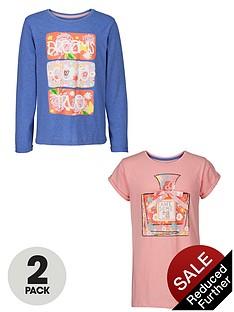 freespirit-girls-long-and-short-sleeve-crewneck-t-shirts-2-pack
