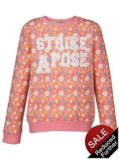 freespirit-girls-quilted-sweat-top