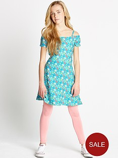 freespirit-girls-bardot-skater-dress