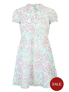 french-connection-girls-flower-print-skater-dress