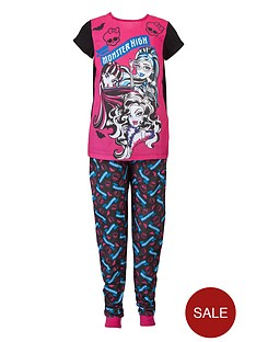 monster-high-pyjamas