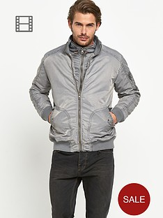 joe-browns-mens-double-cool-bomber-jacket
