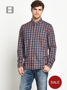replay-mens-long-sleeved-check-shirt