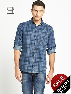jack-jones-mens-core-hack-check-shirt