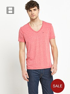 hilfiger-denim-mens-panson-v-neck-t-shirt