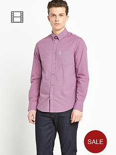 ben-sherman-mens-gingham-long-sleeve-shirt
