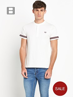 fred-perry-mens-henley-t-shirt