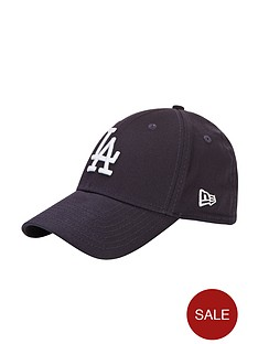 new-era-mens-la-dodgers-39thirty-stretch-cap