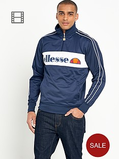 ellesse-mens-heritage-emerossi-quarter-zip-track-top