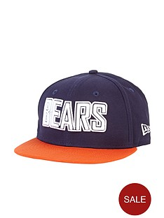 new-era-junior-off-mark-chicago-bears-snapback-cap