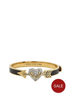 juicy-couture-crystal-set-heart-and-arrow-black-enamel-bangle