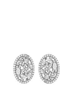 tresor-paris-sterling-silver-and-white-crystal-round-pave-earrings