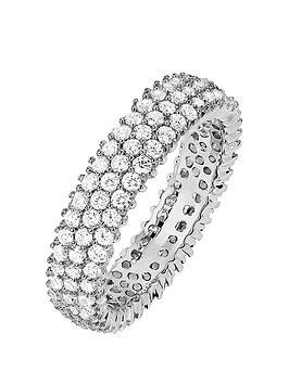 tresor-paris-sterling-silver-white-crystal-3-row-5-mm-full-eternity-ring