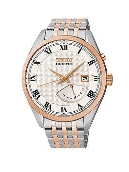 seiko-kinetic-stainless-steel-and-rose-gold-two-tone-bracelet-mens-watch