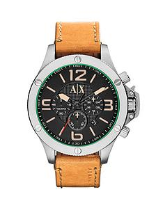 armani-exchange-chronograph-black-dial-and-natural-tan-leather-strap-mens-watch