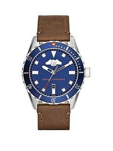 armani-exchange-blue-dial-and-brown-leather-strap-mens-watch