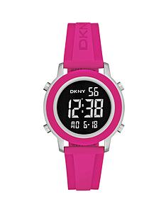 dkny-tompkins-stainless-steel-white-silicone-strap-ladies-watch