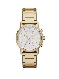 dkny-soho-chronograph-gold-tone-stainless-steel-bracelet-ladies-watch