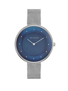 skagen-gitte-steel-mesh-ladies-watch