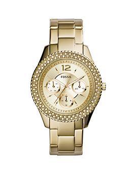 fossil-stella-stainless-steel-ladies-watch