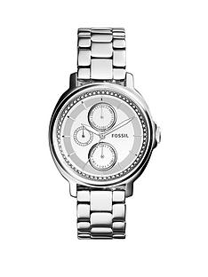 fossil-chelsey-stainless-steel-ladies-watch