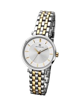 accurist-two-tone-bracelet-ladies-watch
