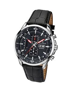 accurist-chronograph-stainless-steel-black-dial-and-leather-strap-mens-watch
