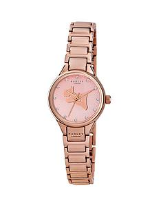 radley-on-the-run-link-classic-dog-dial-rose-gold-tone-bracelet-ladies-watch