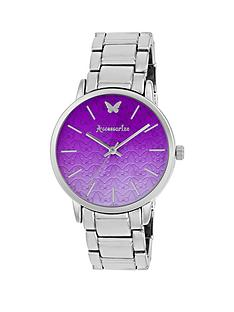 accessorize-silver-tone-bracelet-with-graduated-purple-dial-ladies-watch